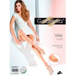 Velia - Thin Tights without the toes part10 DEN - Gabriella