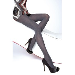 Opaque Tights  Michelle 60 DEN  Melange - Fiore - Novelty