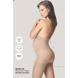Maternity Tights - Mama 20 - Fiore