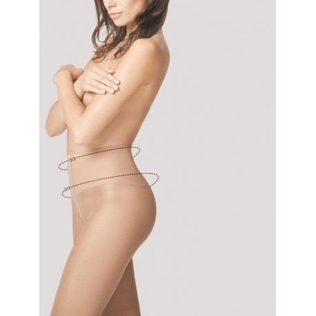 Fit-Control 20 - Belly-shaping tights with a figure-slimming effect - Fiore