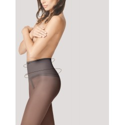Fit-Control 40 - Belly-shaping tights with a figure-slimming effect.