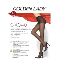 Rajstopy Ciao 40 den - Golden Lady