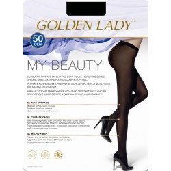 Rajstopy My Beauty50 den - Golden Lady